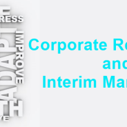 Corporate Reengineering and Interim Management